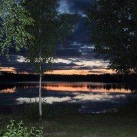 Закат в тверской области :: Valeri Kn