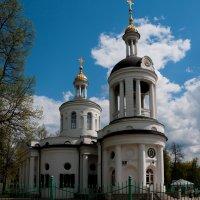 Храм Влахернской иконы Божей Матери :: Светлана .
