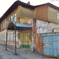 Старые дворы 20 :: Святец Вячеслав