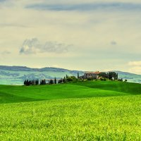 дорогами Тосканы :: Татьяна Бральнина