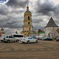 Новоспасский монастырь :: Alex