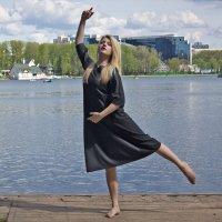 Па на свежем воздухе :: Светлана З