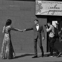 Она его очаровала. :: Николай Ярёменко