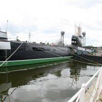 Подводная лодка :: Дмитрий Лебедихин