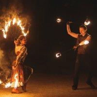 танец огня :: Марго Василенко
