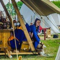 средневековый быт... :: Алексей Бортновский