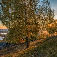 Осеннее солнце :: vladimir