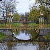 Весна в Александровском парке :: Наталья Левина