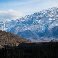 Столовая гора :: Олег Цуциев