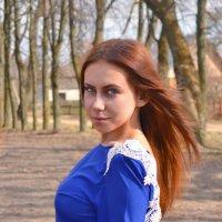 Юля :: Анна Чивикова