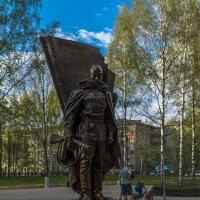 Знаменосец Победы :: Юрий Митенёв