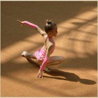Гимнастка :: Наталия Григорьева