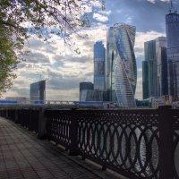 Москва-сити :: Andrey88 L