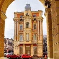 Дом Навроцкого в Городе-Герое Одесса :: Денис Кораблёв