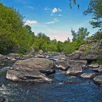 The River :: Roman Ilnytskyi