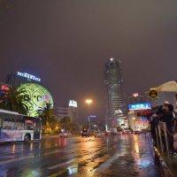 Шанхай. Из под зонта :: Андрей Фиронов