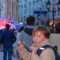 Москва :: Любовь Головина