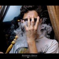 Smoking gun :: Сергей Грин