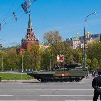 Новая боевая техника России :: Андрей Воробьев
