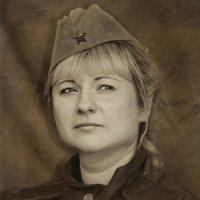 проект «70-летию Великой Победы посвящается» :: Любовь Кастрыкина