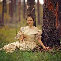 Лесная фея :: Дмитрий Шилин