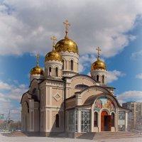 Храм в честь Благовещения Пресвятой Богородицы :: leoligra