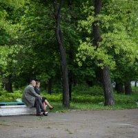 На том же месте, как и много лет назад :: Сергей Касимов