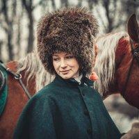 Всадница :: Виктор Седов