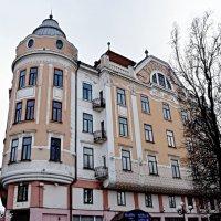 Чернівці готель австрійської доби :: Степан Карачко
