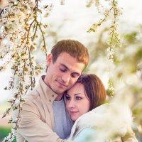 Люба и Лёша в деревне... :: Alex Lipchansky