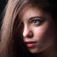 Женский портрет :: Самуил Гурарий