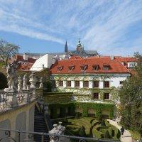 Втрбовский сад в Праге :: Елена Барбул