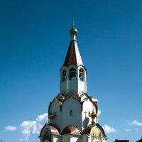 Храм во имя святого апостола Андрея Первозванного. :: Валерий Молоток