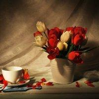 Красное и белое :: Nadin ***