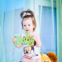 Маленькая модель :: Юлия Михайлычева