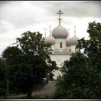 Собор Преображения Господня в Белозерске :: Елена Швецова