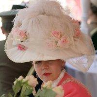 взгляд из под шляпы или из прошлого :: Олег Лукьянов