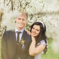 Счастливая весна на двоих :: Tatsiana Latushko