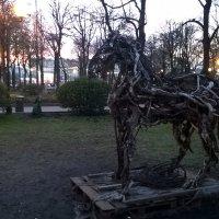 Вечерняя лошадь :: Николай Дони