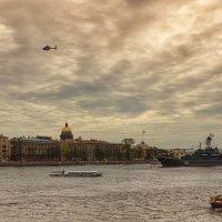 7 мая 2015 года на Неве :: Владимир Колесников