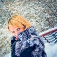 Ох, этот взгляд :: Анастасия Жигалёва