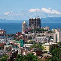 Владивосток. Форпост на Дальнем :: эля файдель