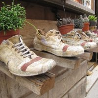 Туфельки-ботиночки :: Ирина Кубарская