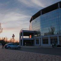 стадион Черноморец :: Galina Kushnir