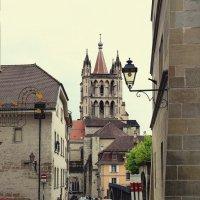 Веве, Швейцария :: Larisa Ulanova