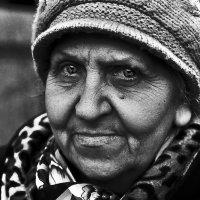 Портрет бабушки в стиле Эсквайр :: Сергей Гойшик