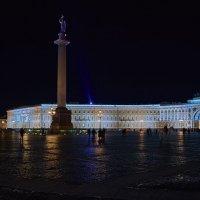Санкт-Петербург. Дворцовая площадь :: Игорь Иванов