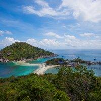 Остров Ко Тао Таиланд :: Александр Дядюшко