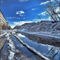 Весна. :: Николай Емелин