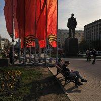 На Маяковской :: Виктор Берёзкин